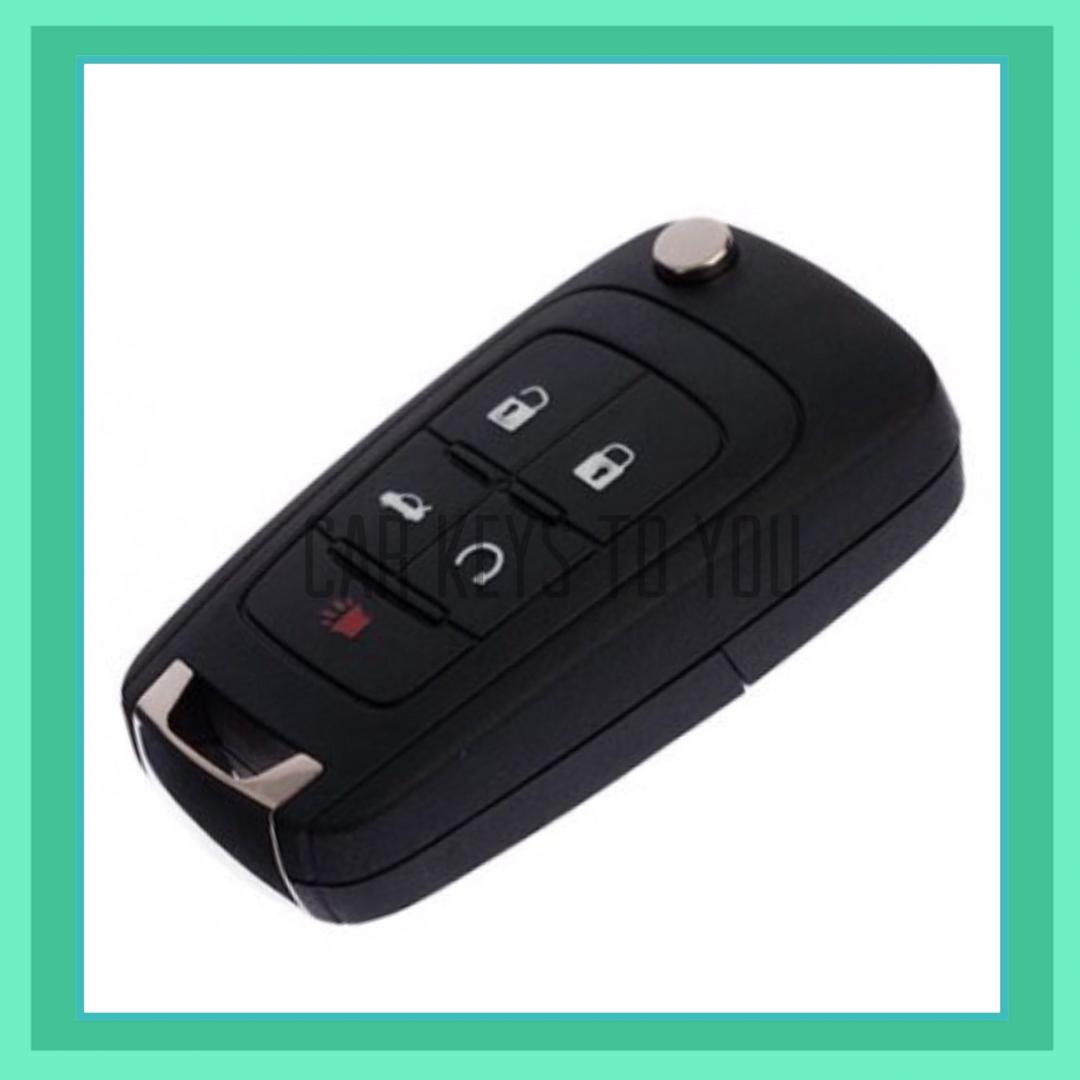 Commodore VF Car Key and Remote, Suit Commodore Sedan, Wagon and Ute 2013 to Current