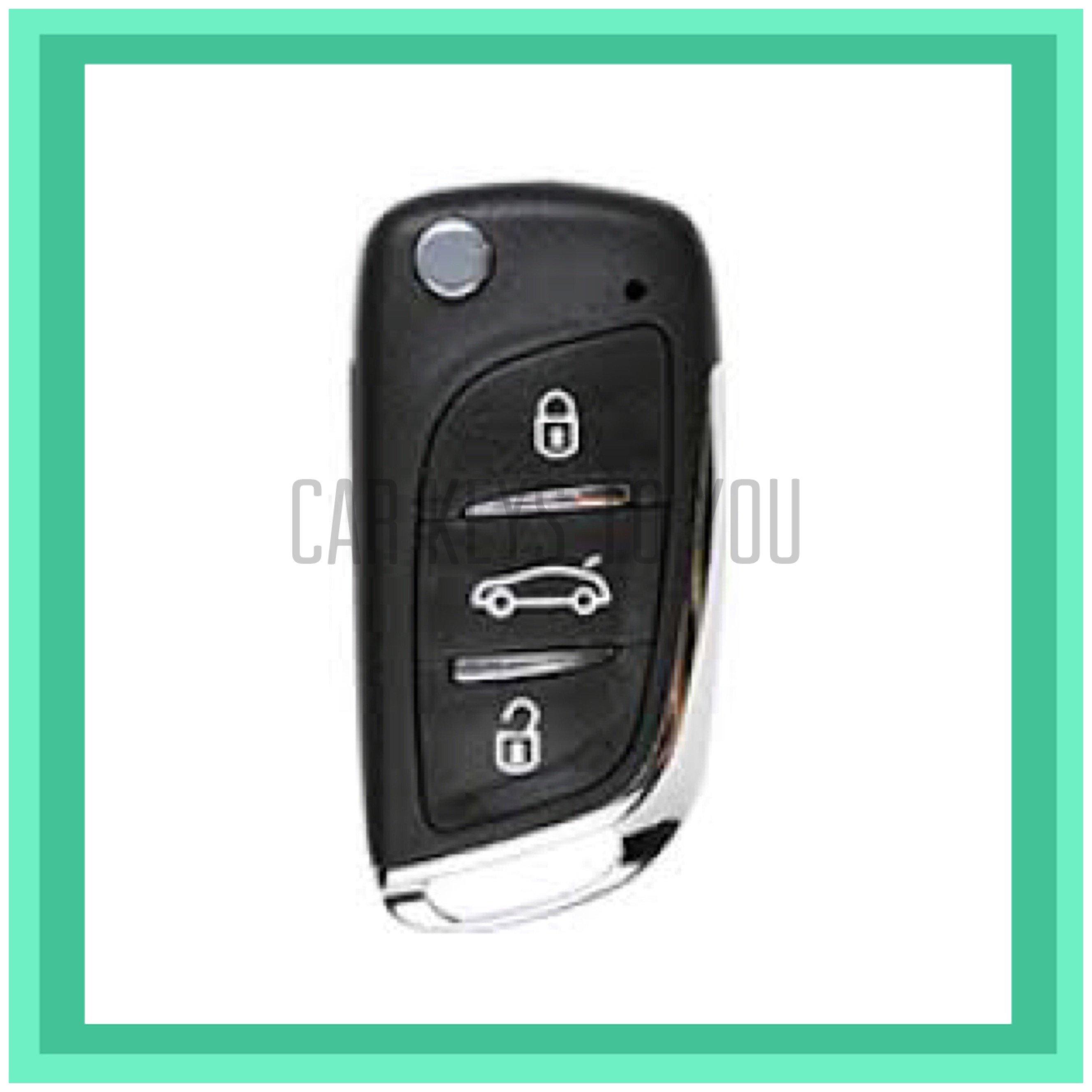 Honda Accord Euro Car Key And Remote 8th Gen 2008 2013