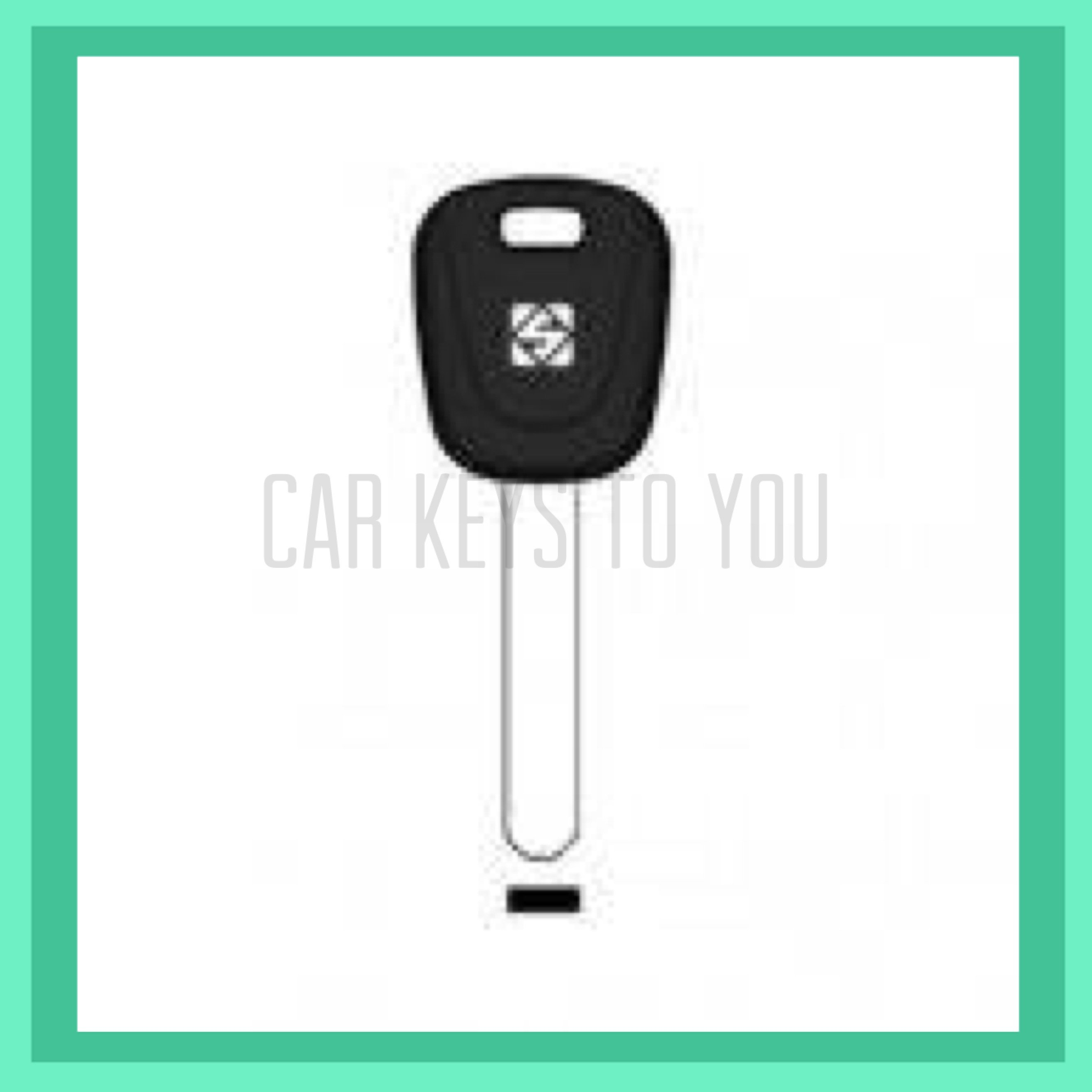 Honda Civic Car Key and Remote, Suit 8th Gen 2008-2012