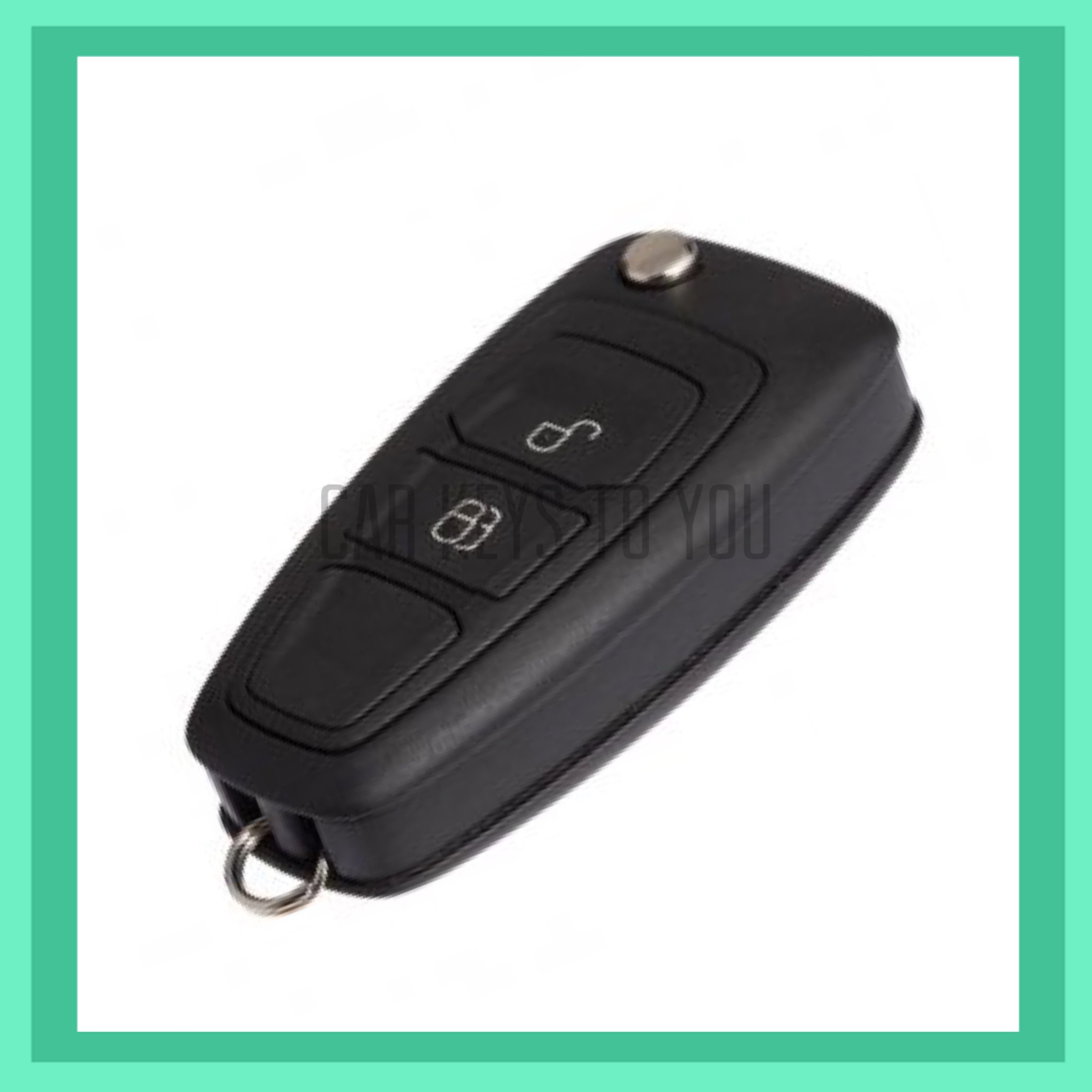 Ford Ranger Car Key and Remote, Suit PX 2011-2015