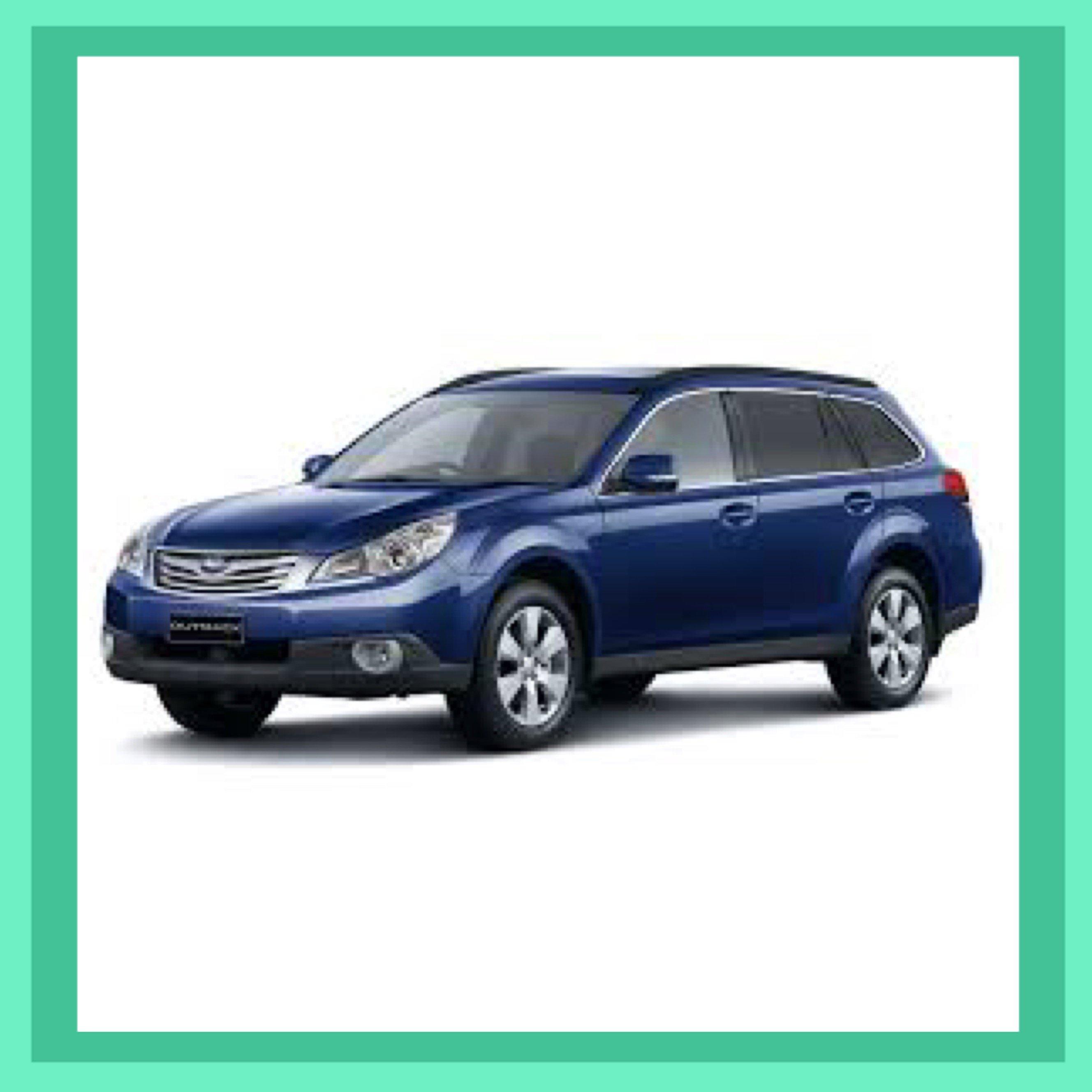 Subaru Outback 5th Gen 2009-2013