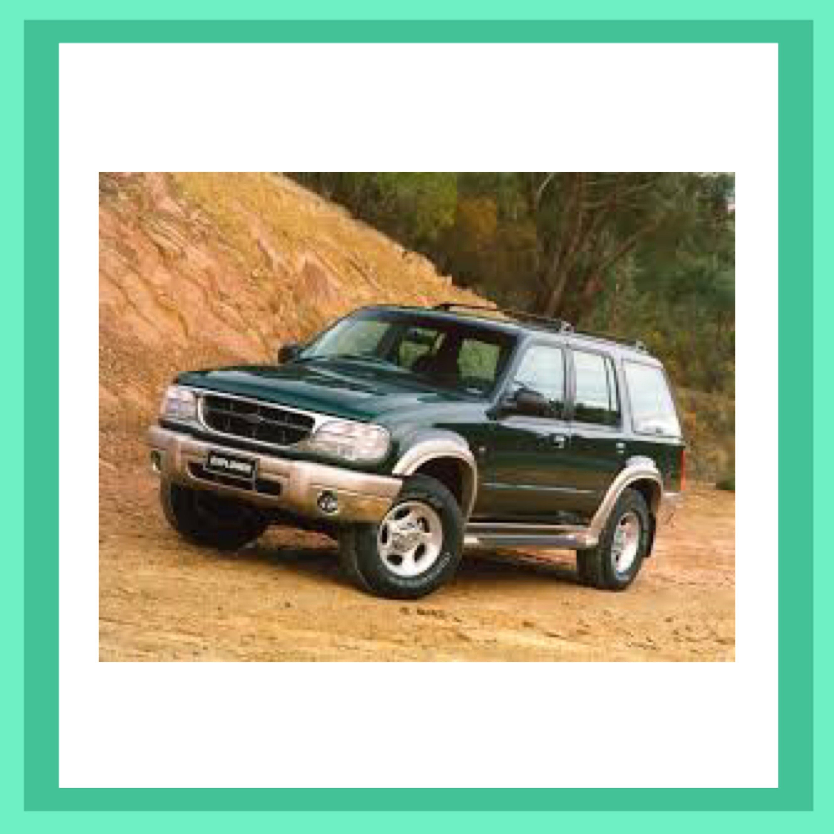 Ford Explorer UQ
