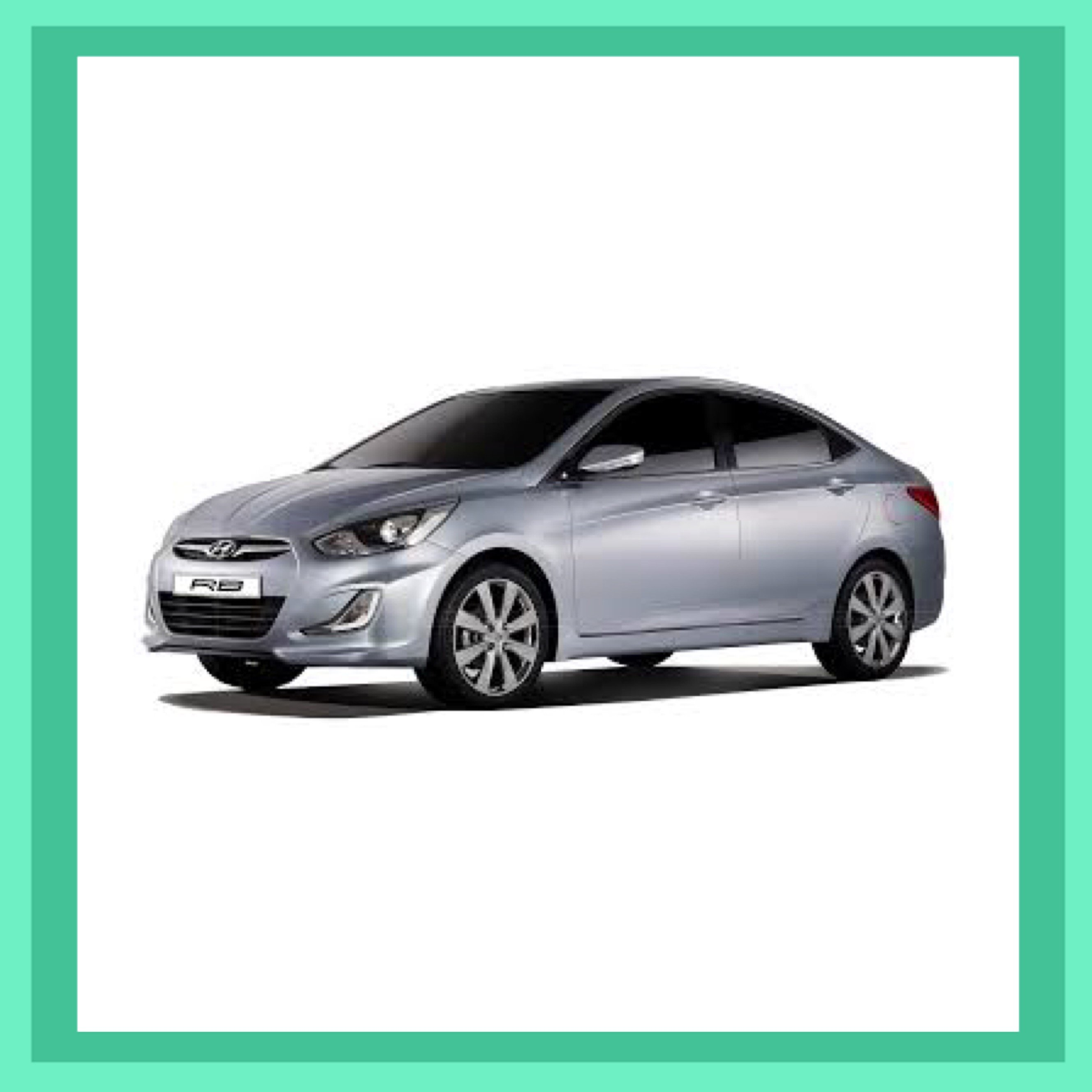 Hyundai Accent RB 2011-2013