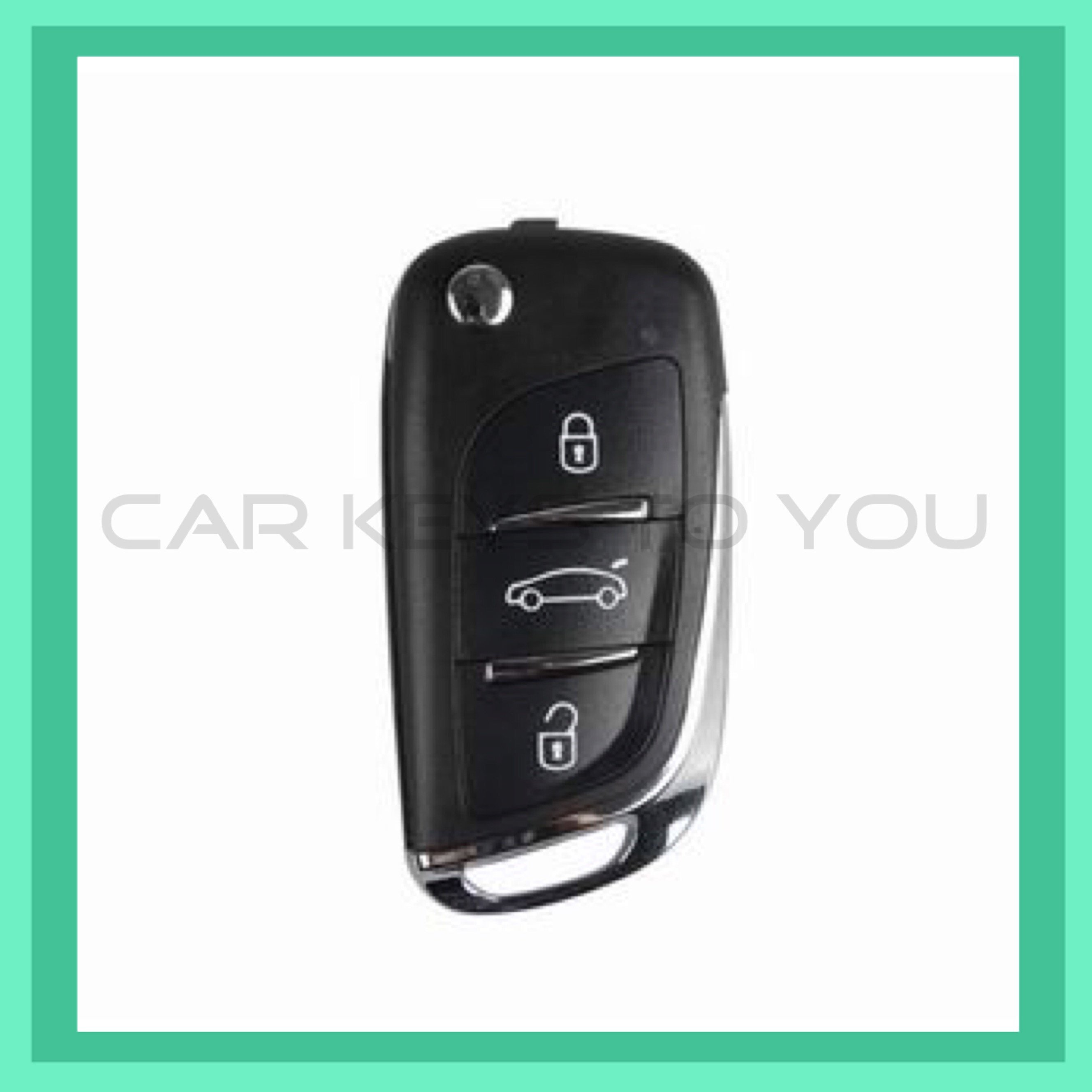 Great Wall Car Key and Remote, Suit V200 K2 2009-2014