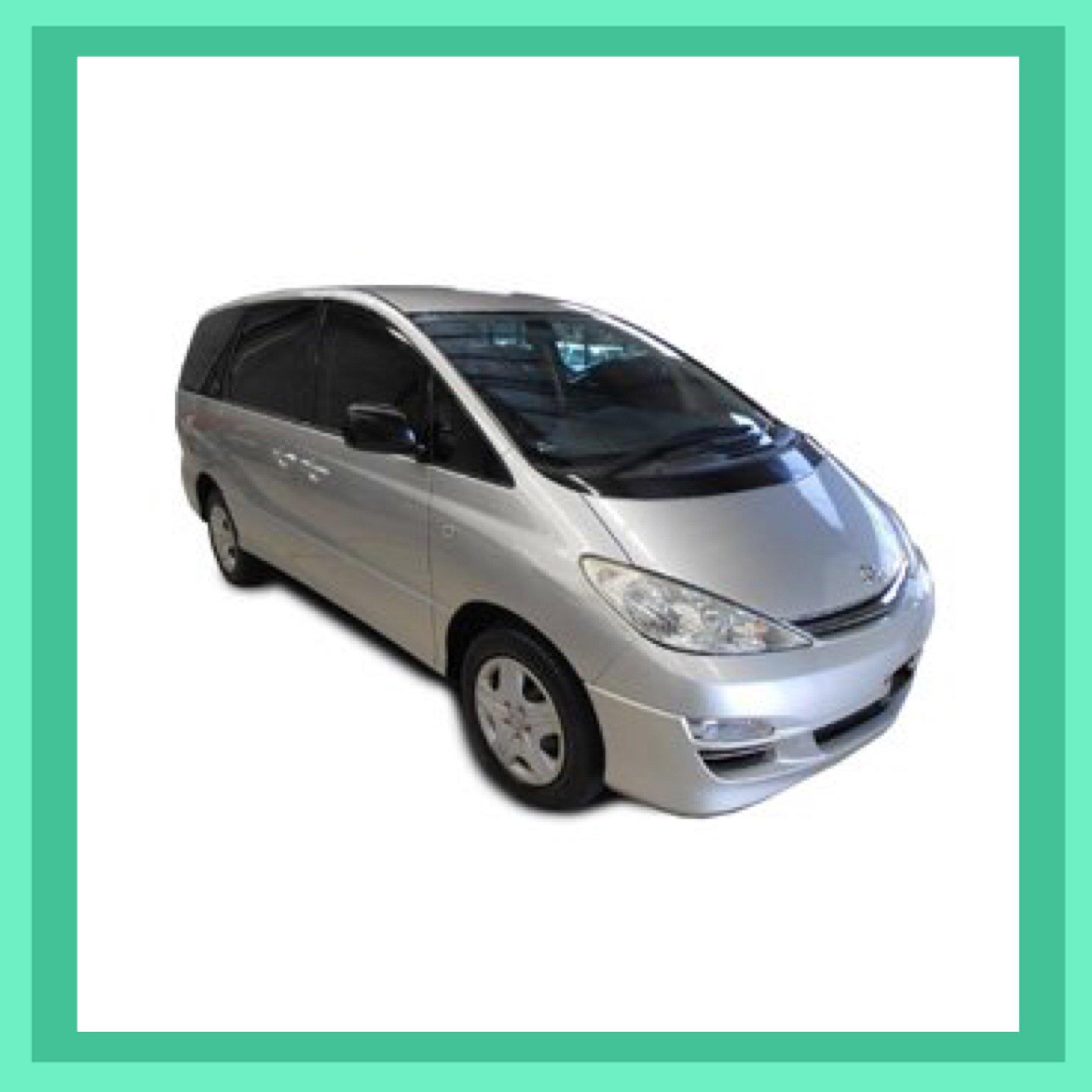 Toyota Tarago ACR30R 2003 - 2006