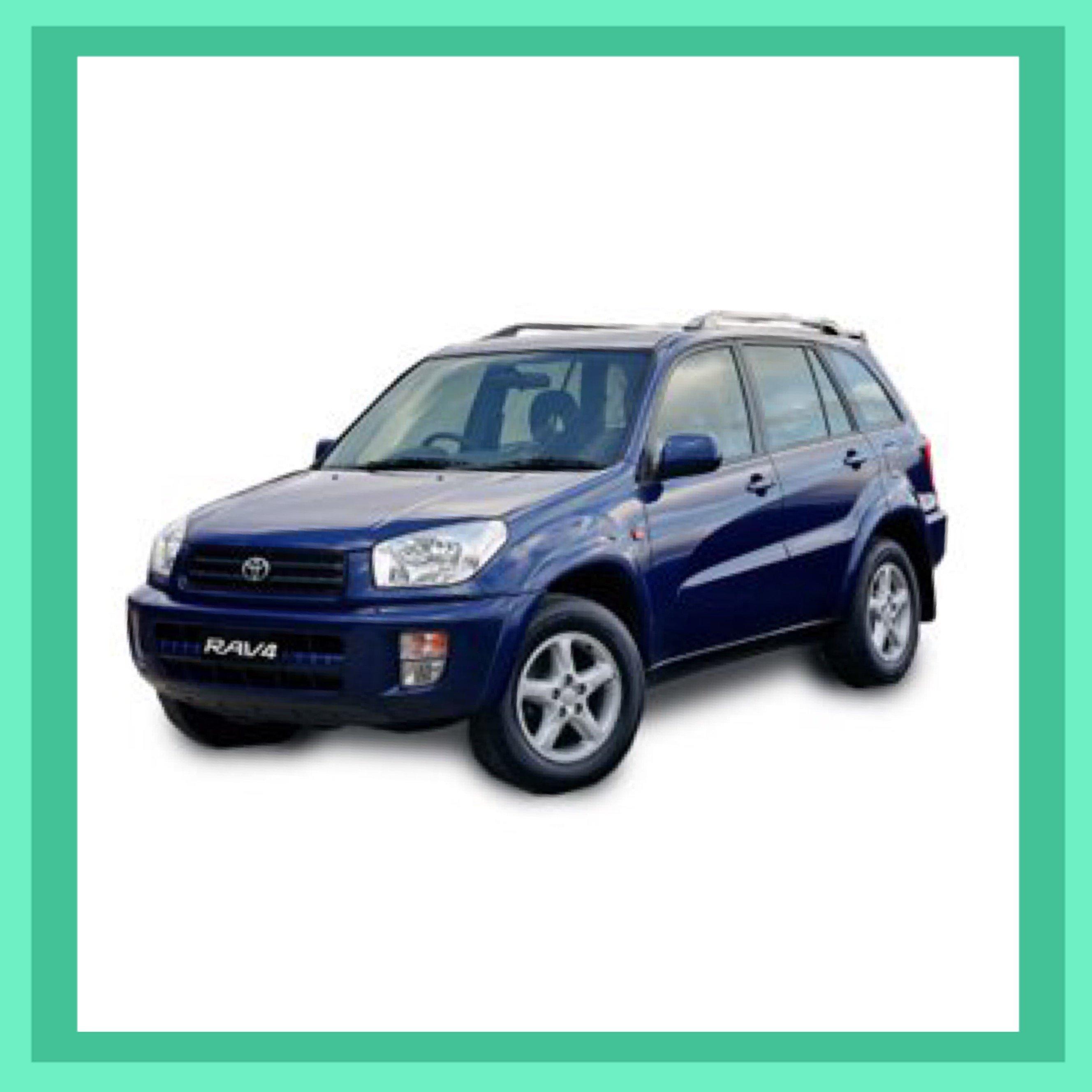 Toyota Rav 4 2000 - 2003