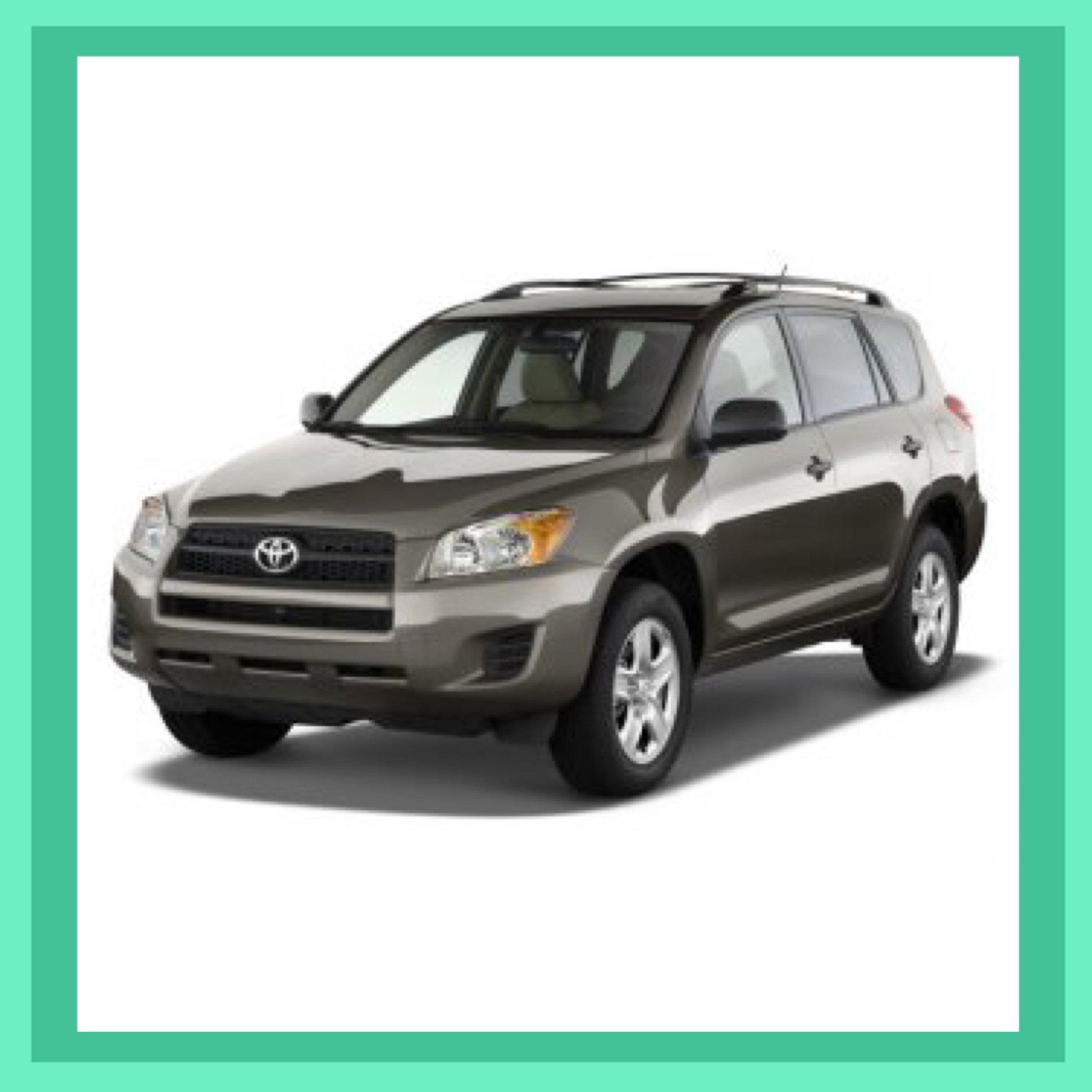 Toyota Rav 4, 2007 to 2009