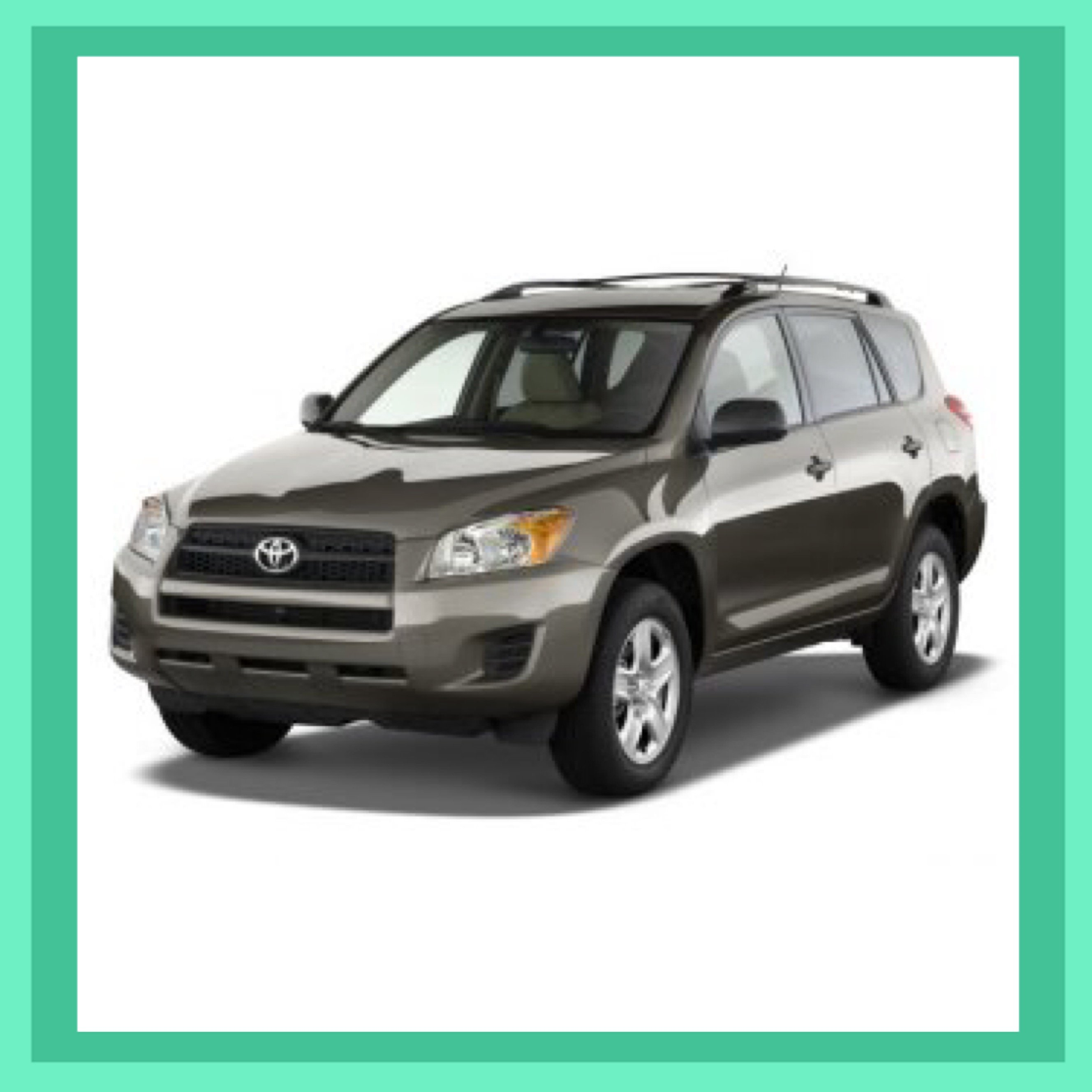 Toyota Rav 4 2010 - 2012