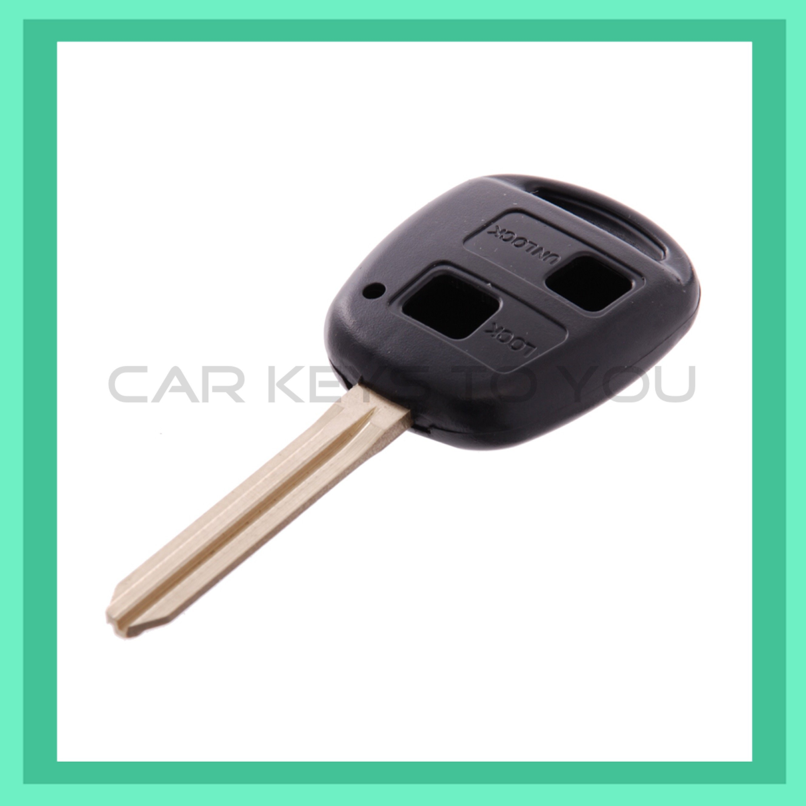 Great Wall Car Key and Remote, Suit SA220 2009-2010