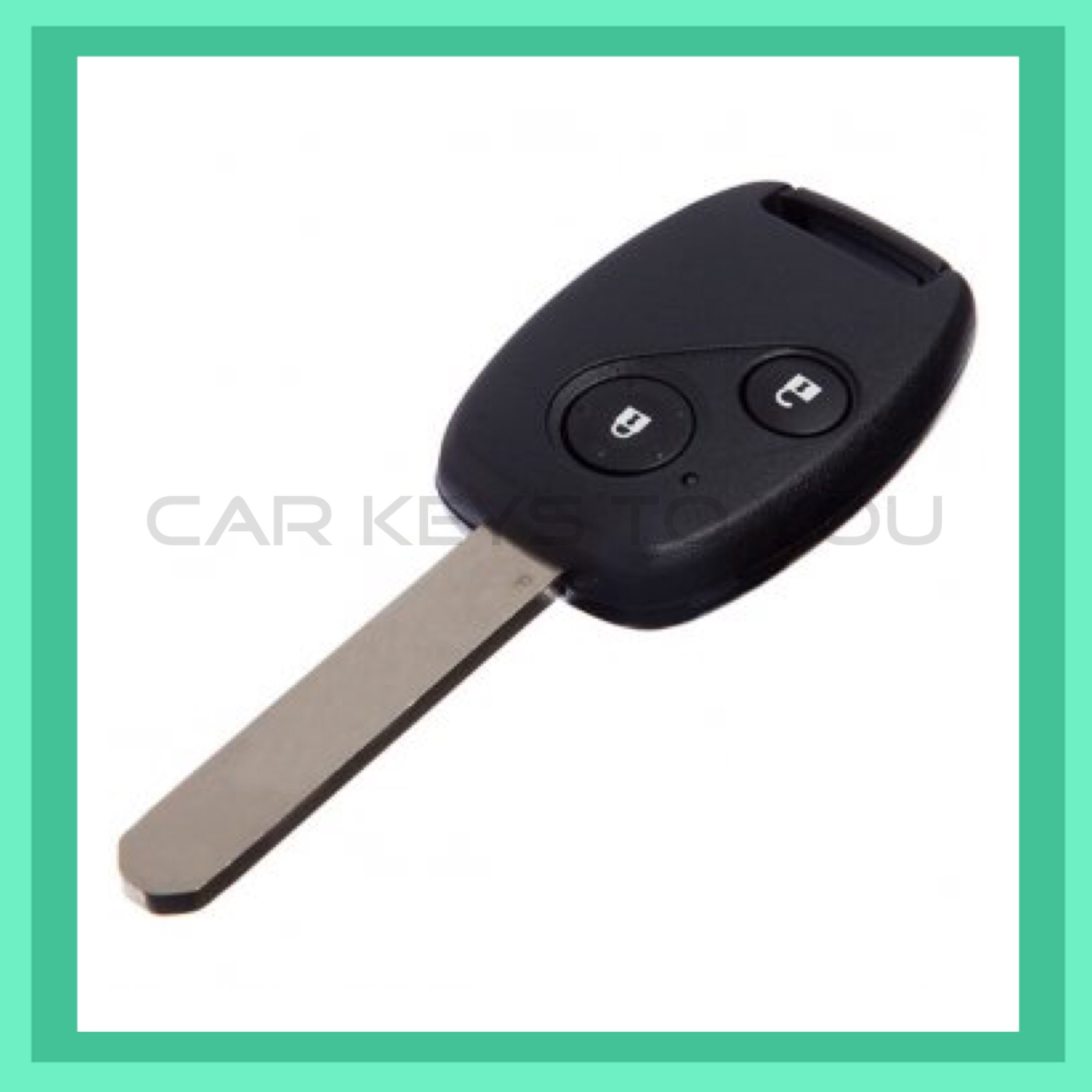Honda CR-V Car Key and Remote RD Series 2, 2004-2007