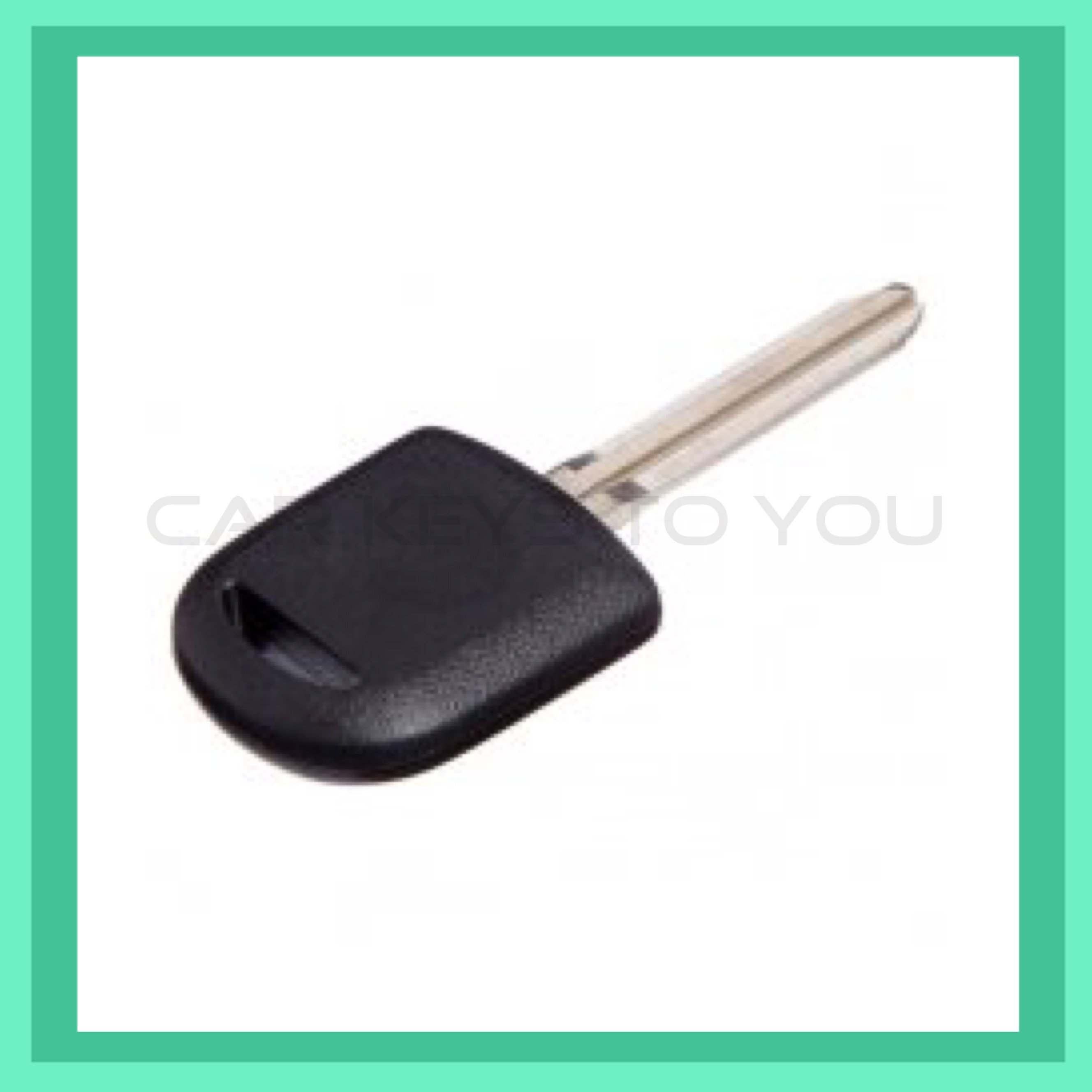 Suit 2003 to 2008 Holden Rodeo RA Immobiliser Key ID 48