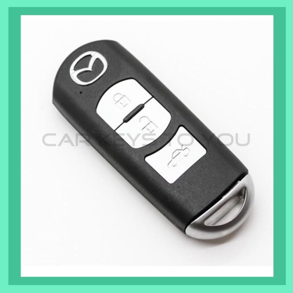 Mazda CX9 Smart Remote Proximity Keyless Entry