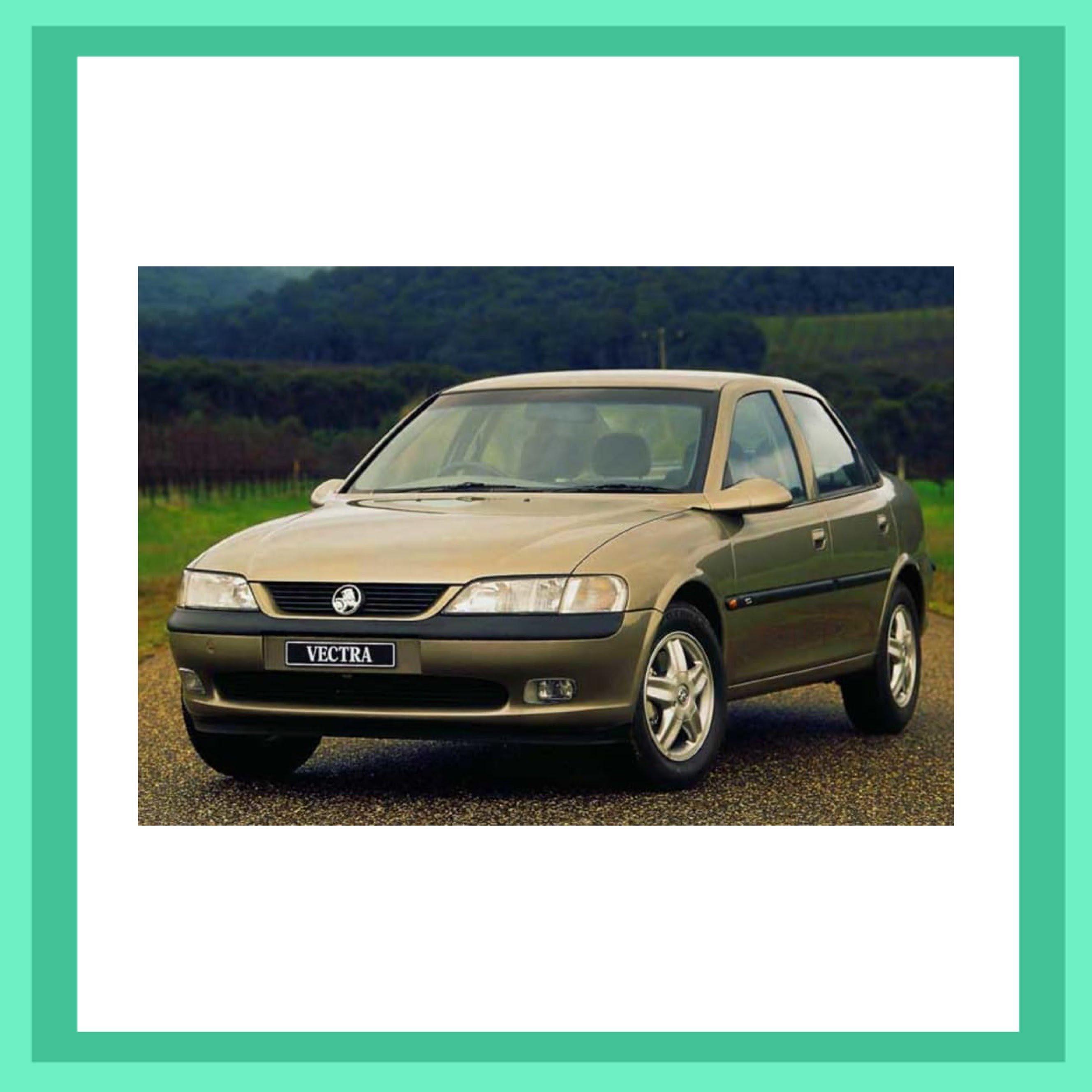 Vectra JR 1997 - 1998