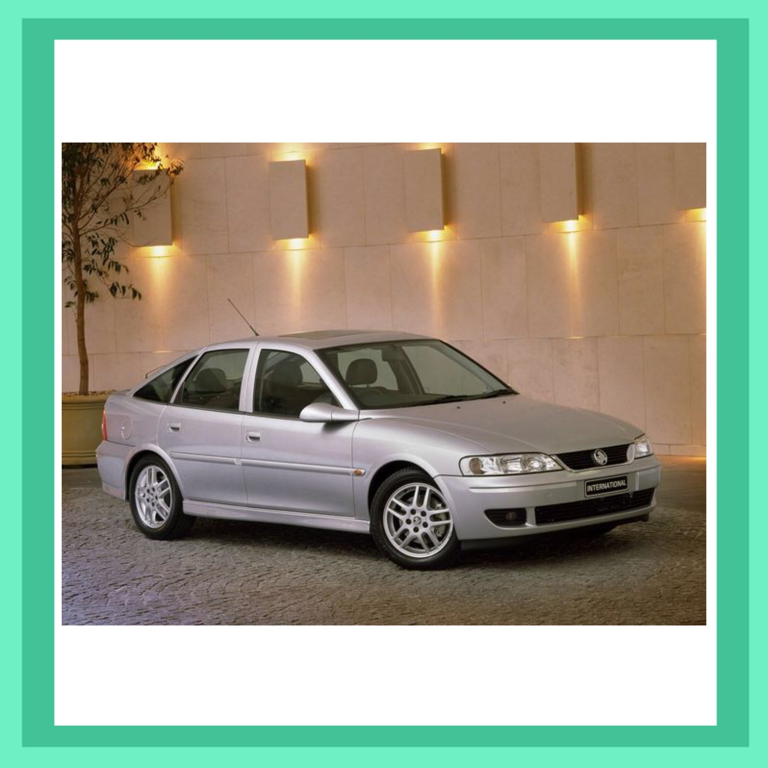 Vectra JS 1998 - 1999