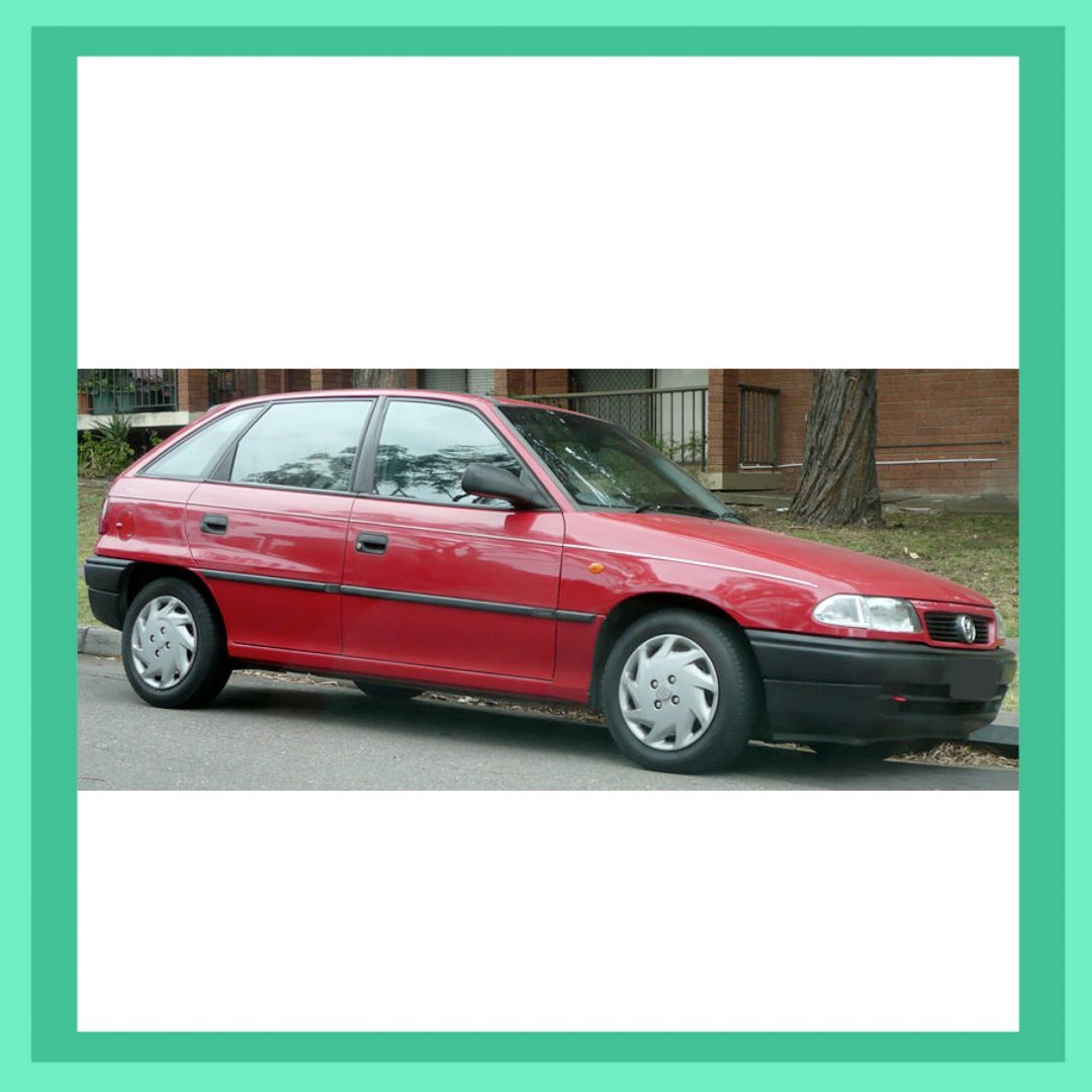 Astra TR 1996 - 1998