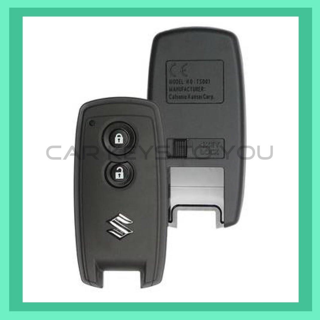 Suzuki SX4 Car Key and Remote. Suit 2007 - 2009
